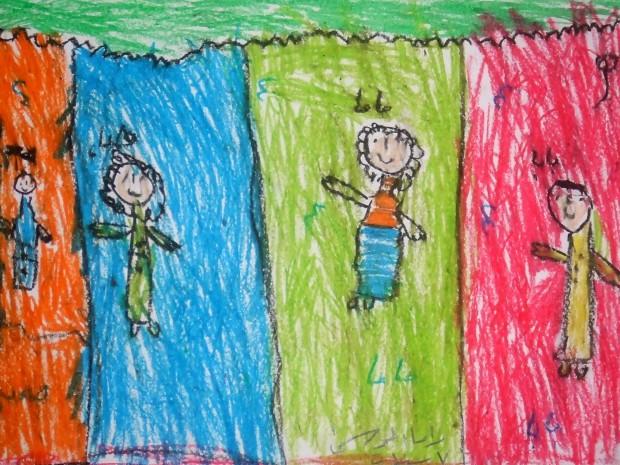 6-Les enfants heureux, Rama 9 ans