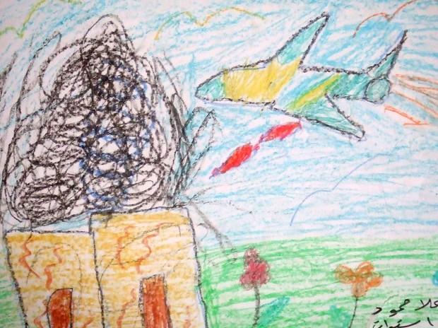 12-sans titre, Alaa 10 ans