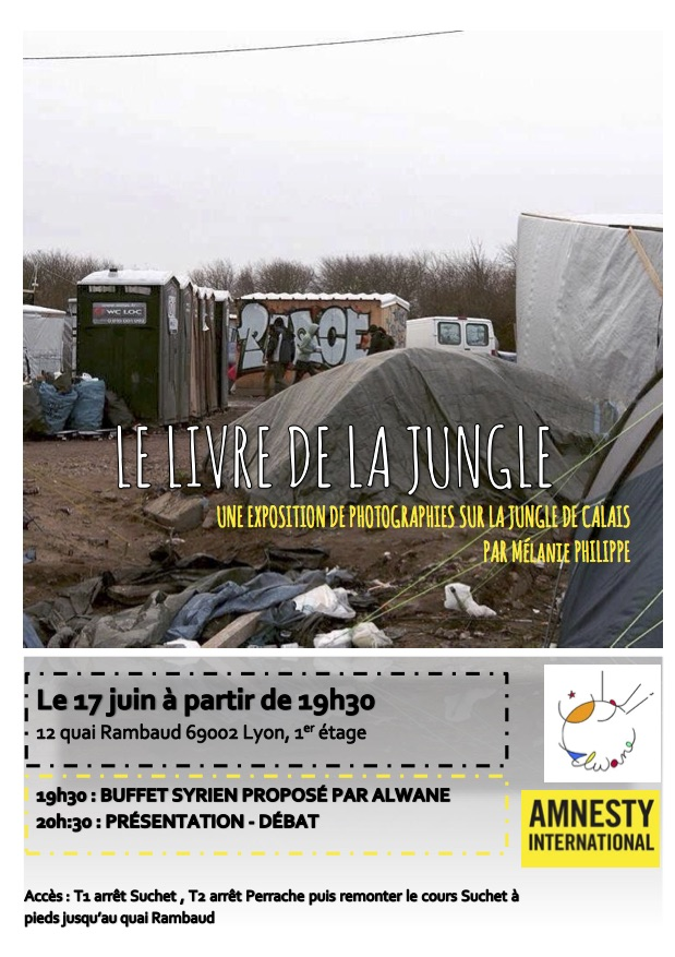 "Exposition de photos ""Le livre de la Jungle"""