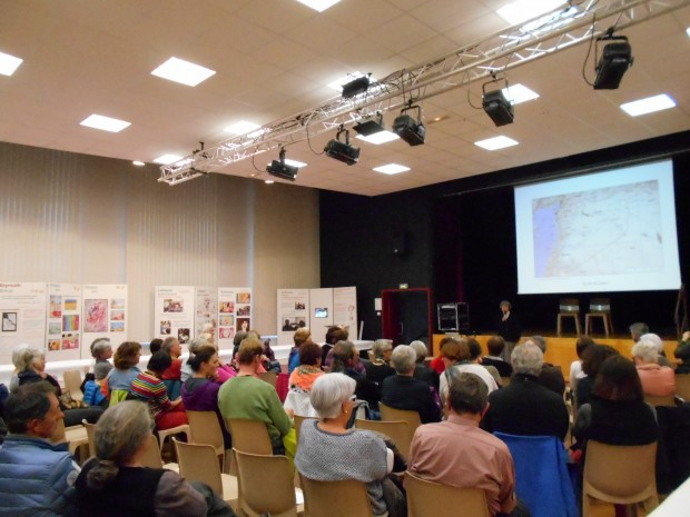 photo bourg st maurice conférence