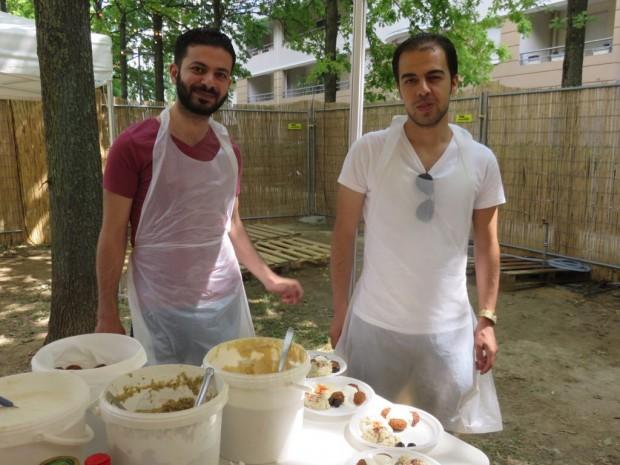 Tammam et Abdel