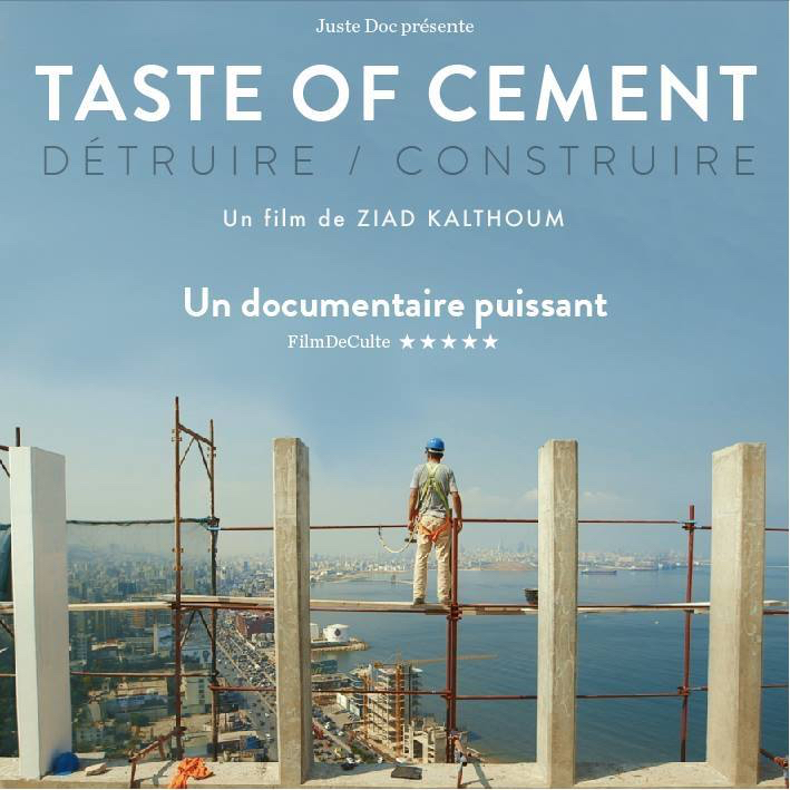 Projection-débat The Taste of Ciment