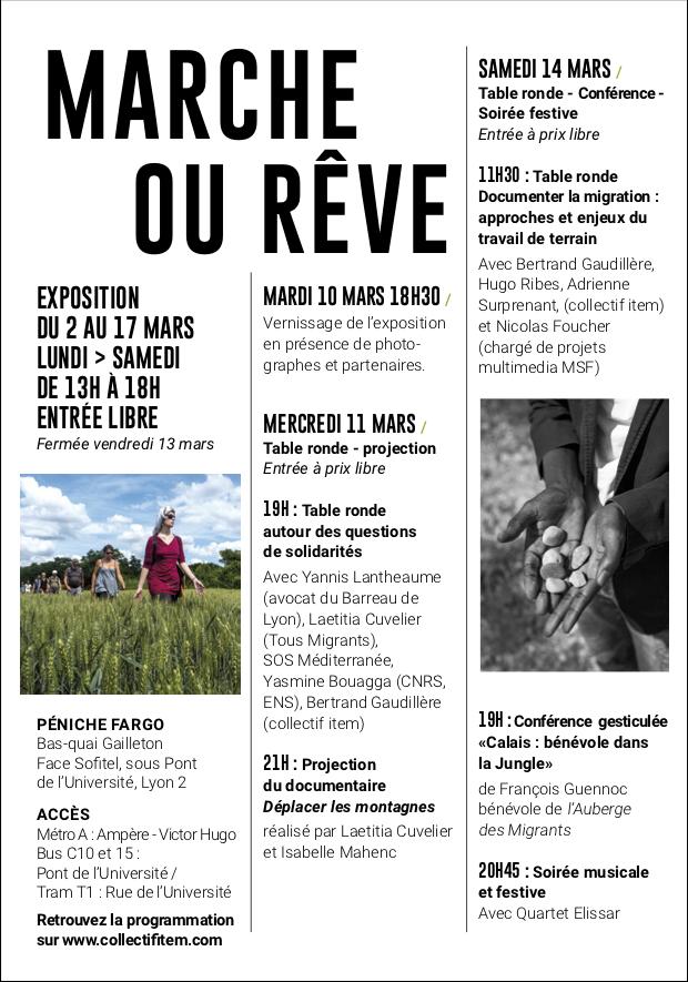 MARCHE OU REVE 2
