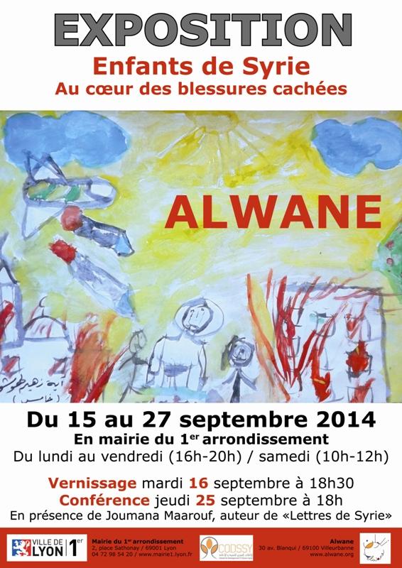 affiche expo septembre 2014