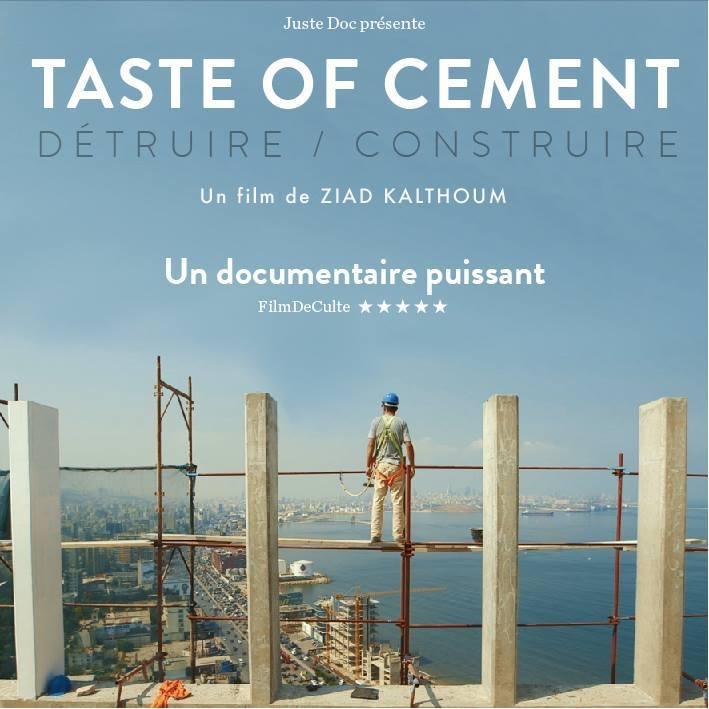 visuel taste of ciment
