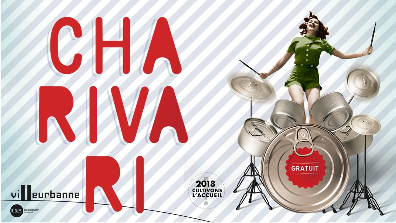 Festival de musique Charivari stand restauration syrienne